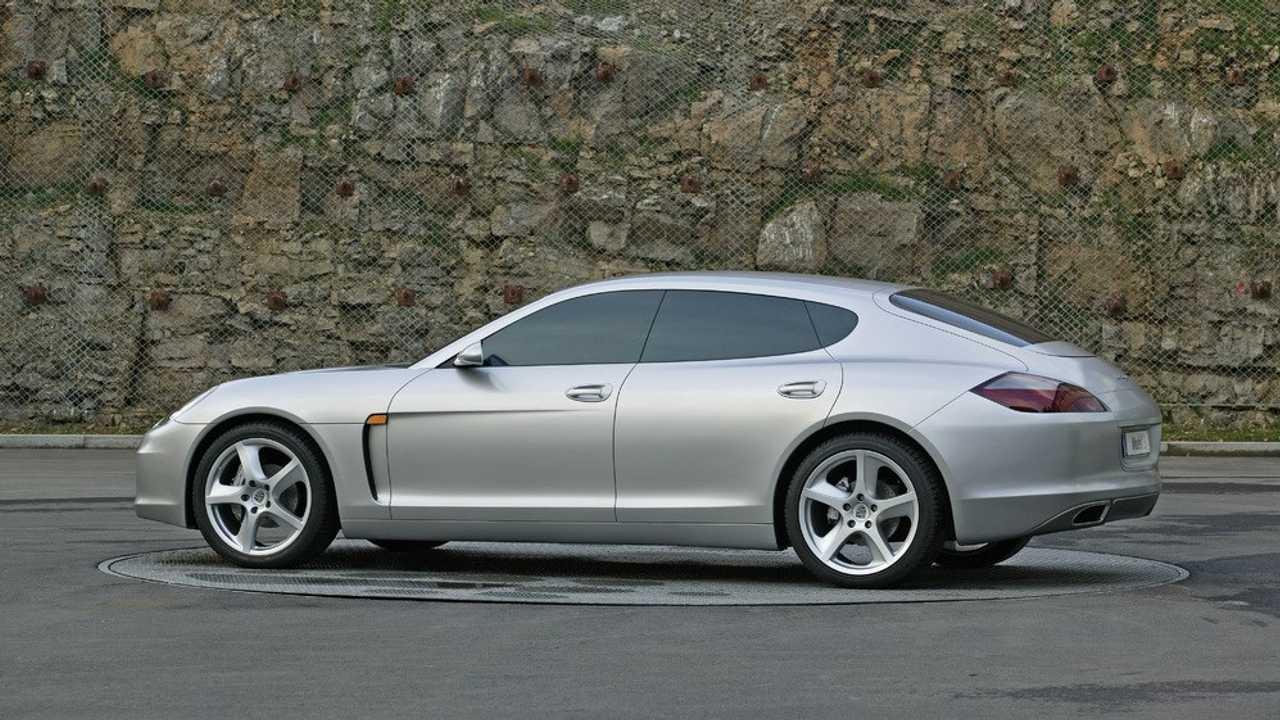 Porsche Mirage Concept