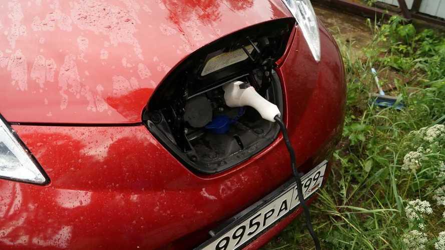 Продажи электромобилей в России продолжили свой рост