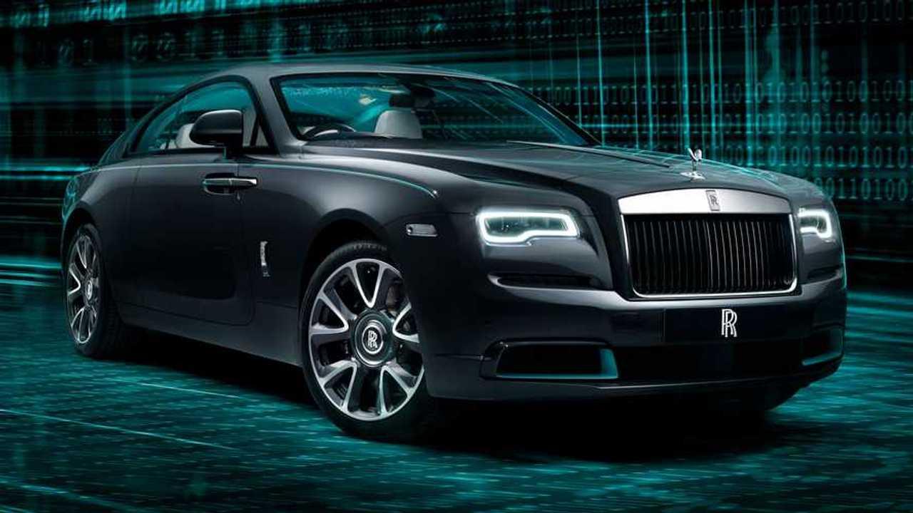 2020 Rolls-Royce Wraith Kryptos Collection lead image
