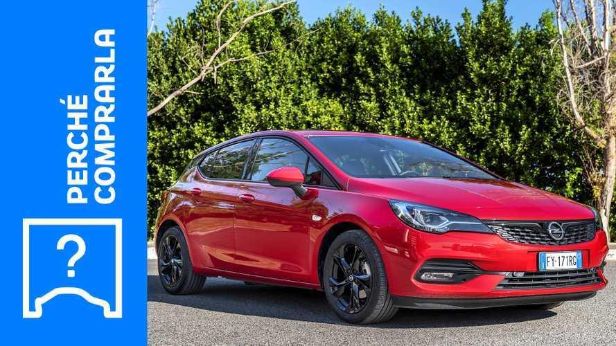 Opel Astra, perché comprarla e perché no