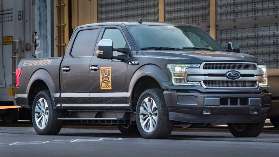 Electric Ford F-150 Will Have Giant Frunk, Two Motors, Loads Of Power