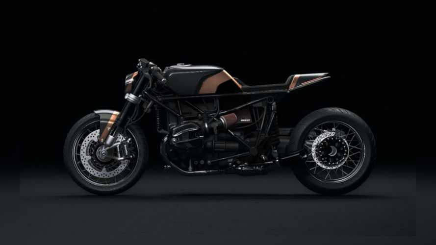 This Is The Custom BMW R NineT Cobra, And There Will Only Be 10 Ever Made