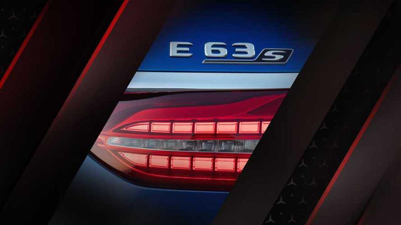 Mercedes-AMG E63 4MATIC+ Teaser