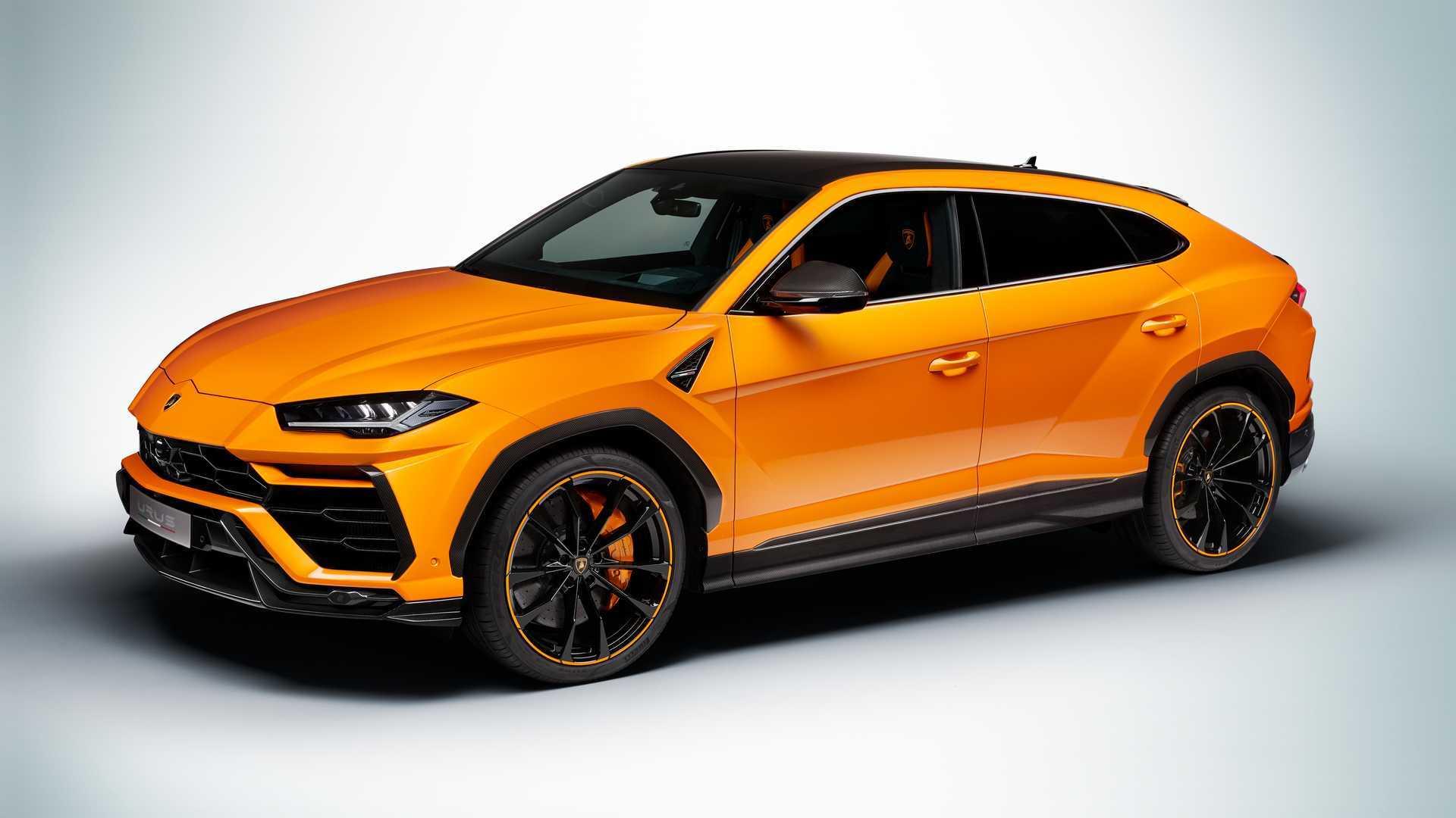 2018 - [Lamborghini] SUV Urus [LB 736] - Page 11 Urus