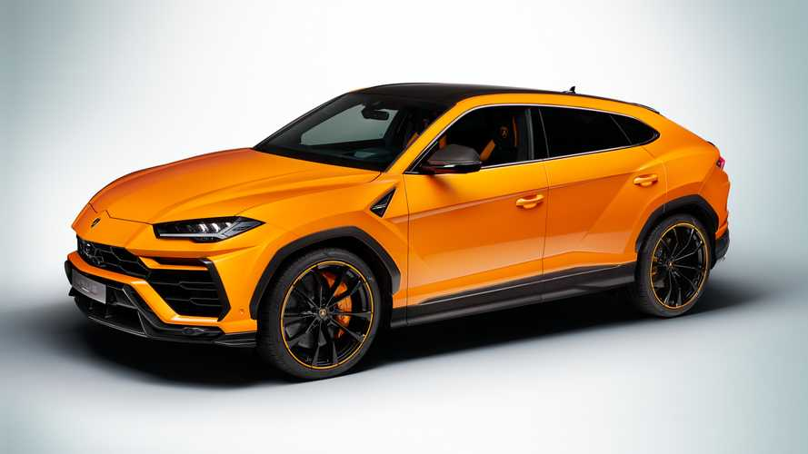 2021 Lamborghini Urus gets Pearl Capsule package with gorgeous paint