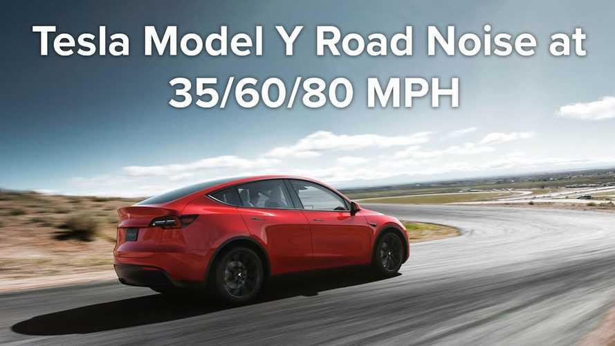 Tesla Model Y Performance Road Noise Test: Is It A Quiet Or Loud Electric Car?