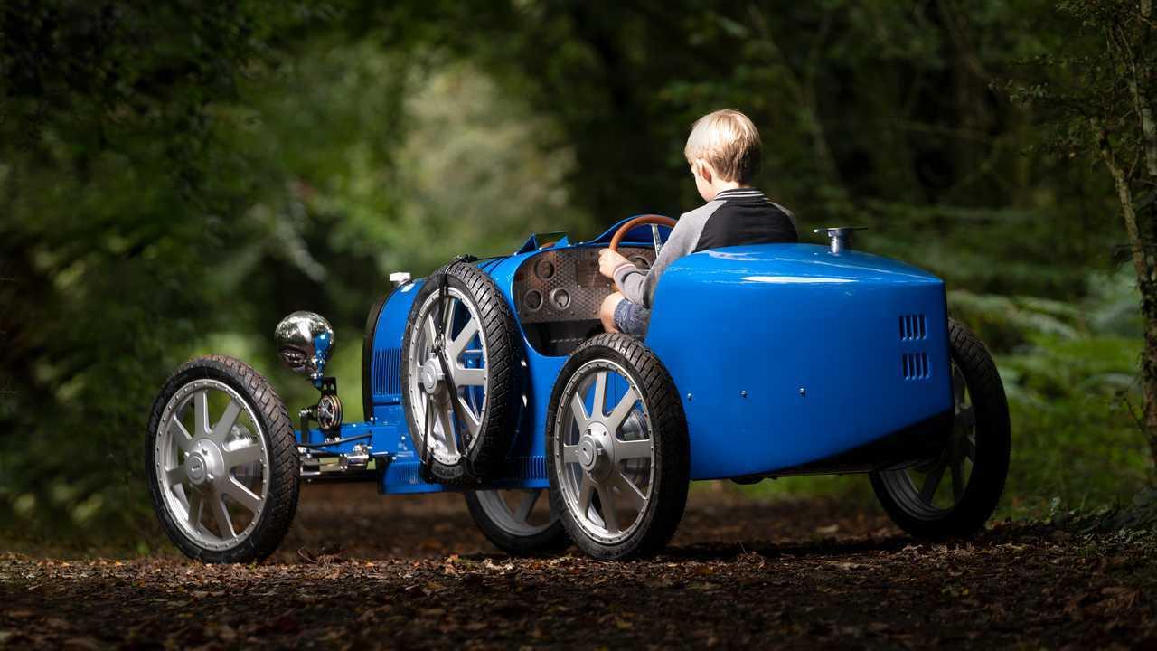 Baby Bugatti II