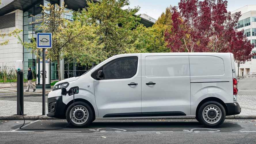 Citroën de ë-Jumpy elektriği hafif ticariye uyguladı