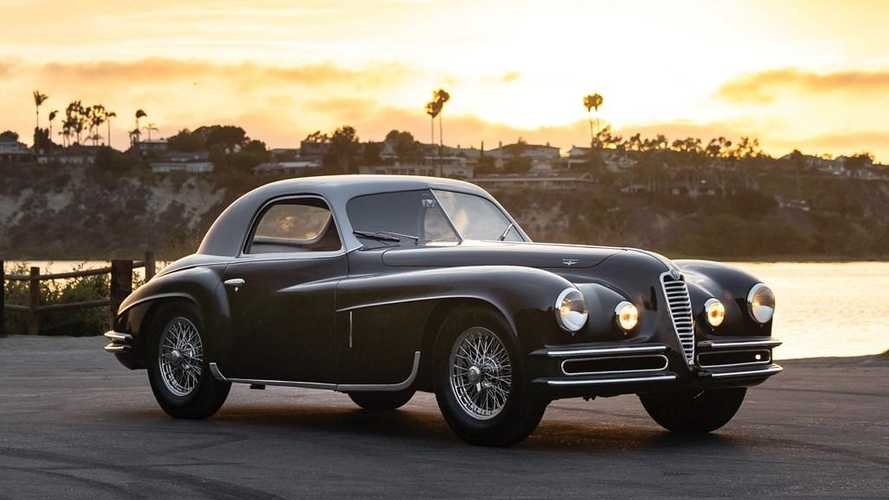 Classics for sale: Is this the most beautiful Alfa Romeo ever?