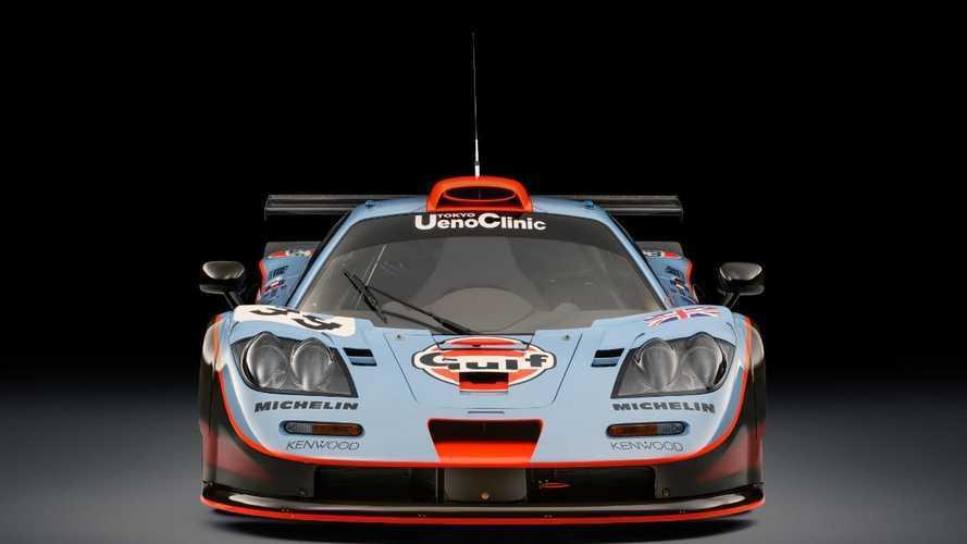 McLaren reveals restored 1997 F1 GTR – and new certification scheme
