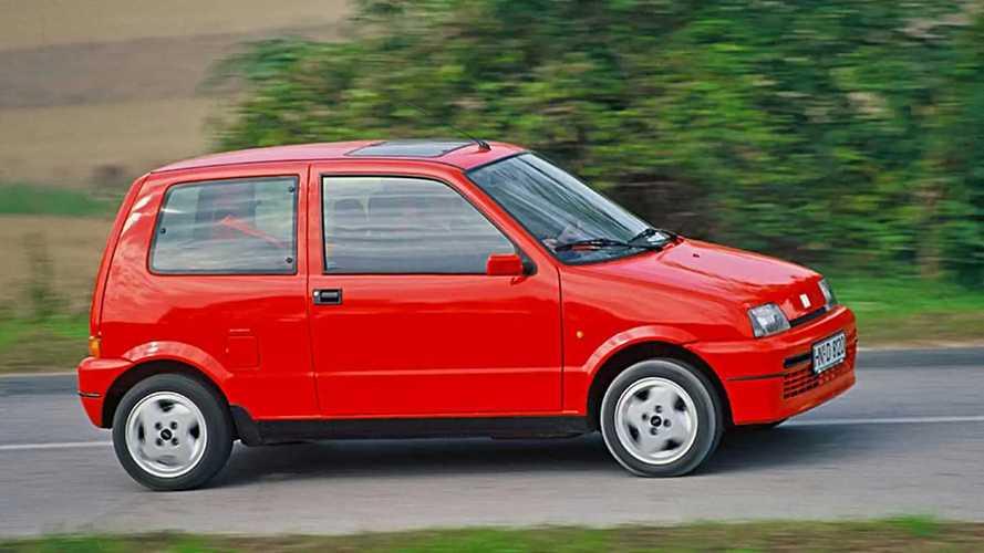 Fiat Cinquecento (1991-1999)