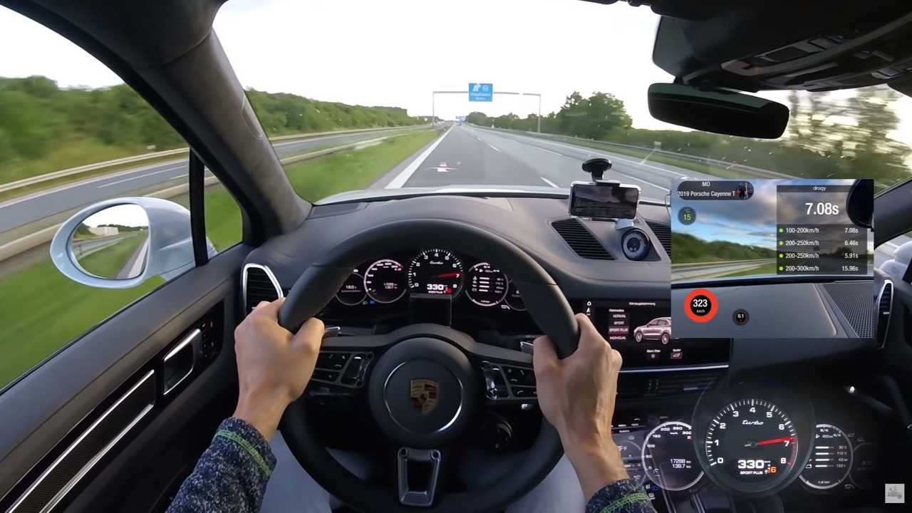 Porsche Cayenne Turbo by HGP Turbo