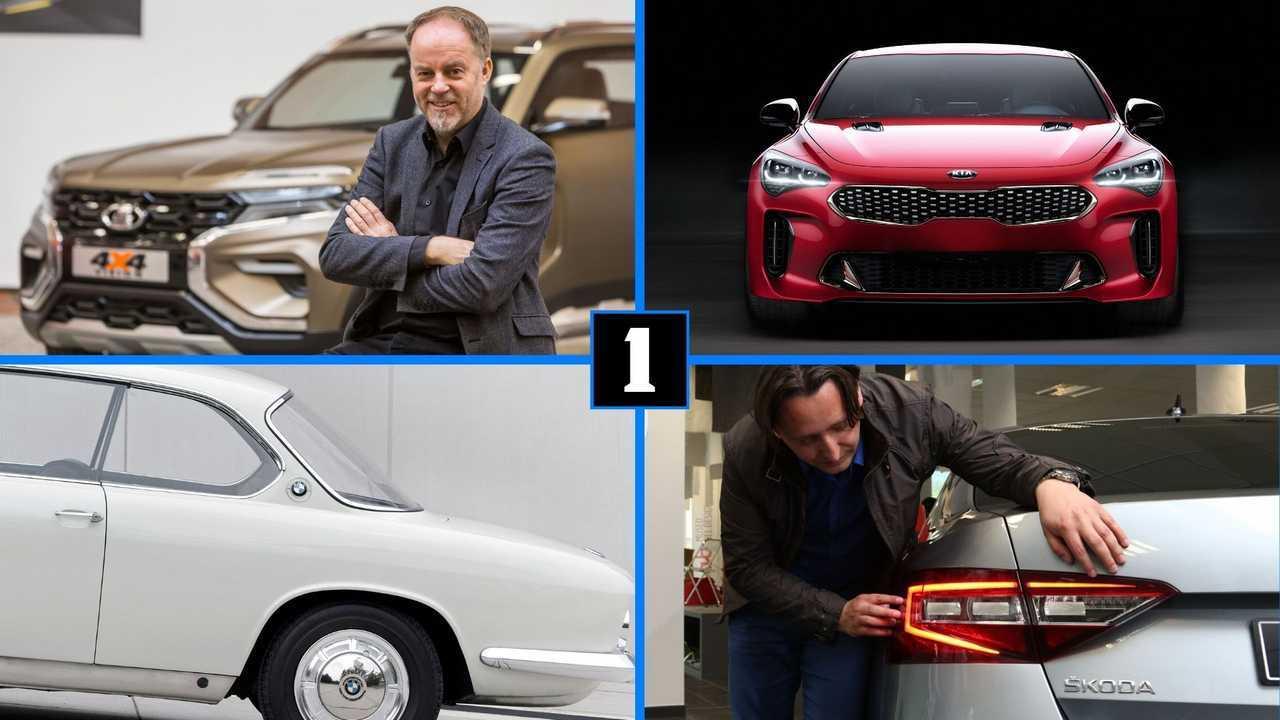 7 авторских фишек в автомобильном дизайне