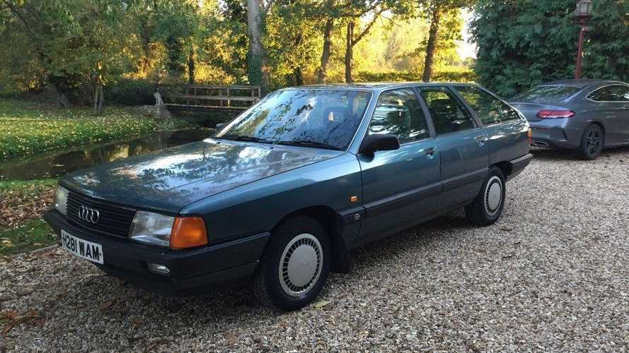 1990 Audi 100 Avant: Sub-£1K Quattro alternative?