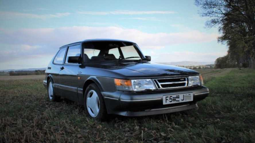 1989 Saab 900 Turbo for sale: The great Swedish powerhouse