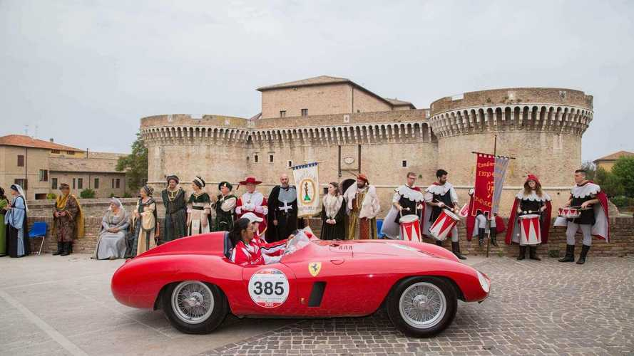 Guaranteed entries and reduced numbers for Mille Miglia 2019