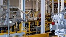Aston Martin DBX production start