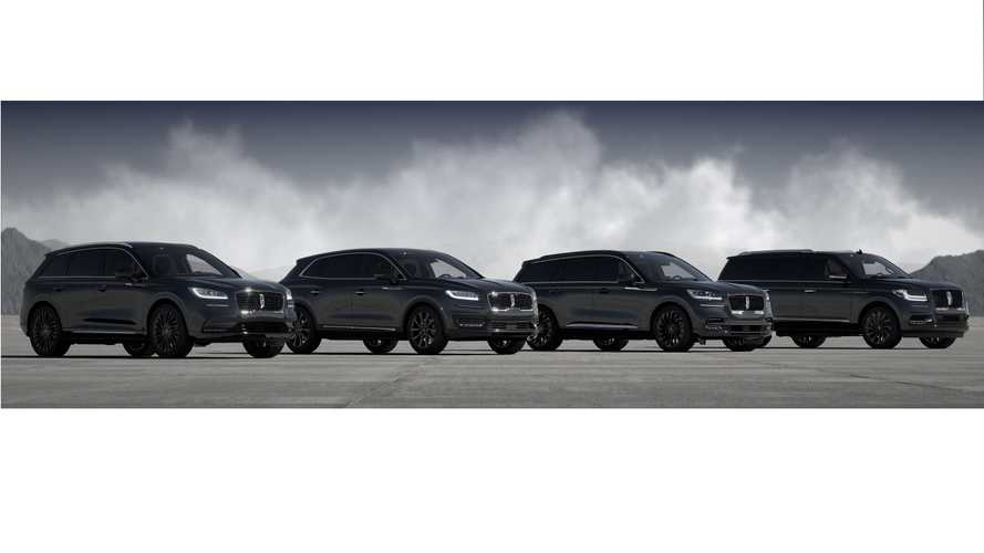 Lincoln Monochromatic Package lineup
