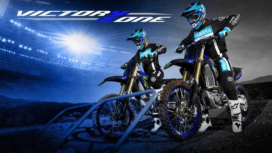 Yamaha Announces 2021 Motocross Lineup With Updated YZ250F