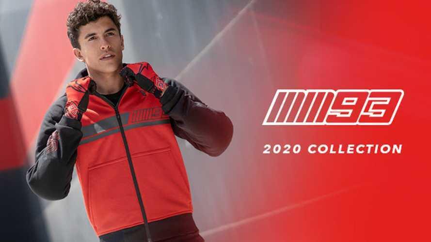 Alpinestars dedica una linea di abbigliamento a Marc Marquez