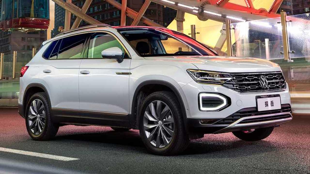 Volkswagen Tayron 2020