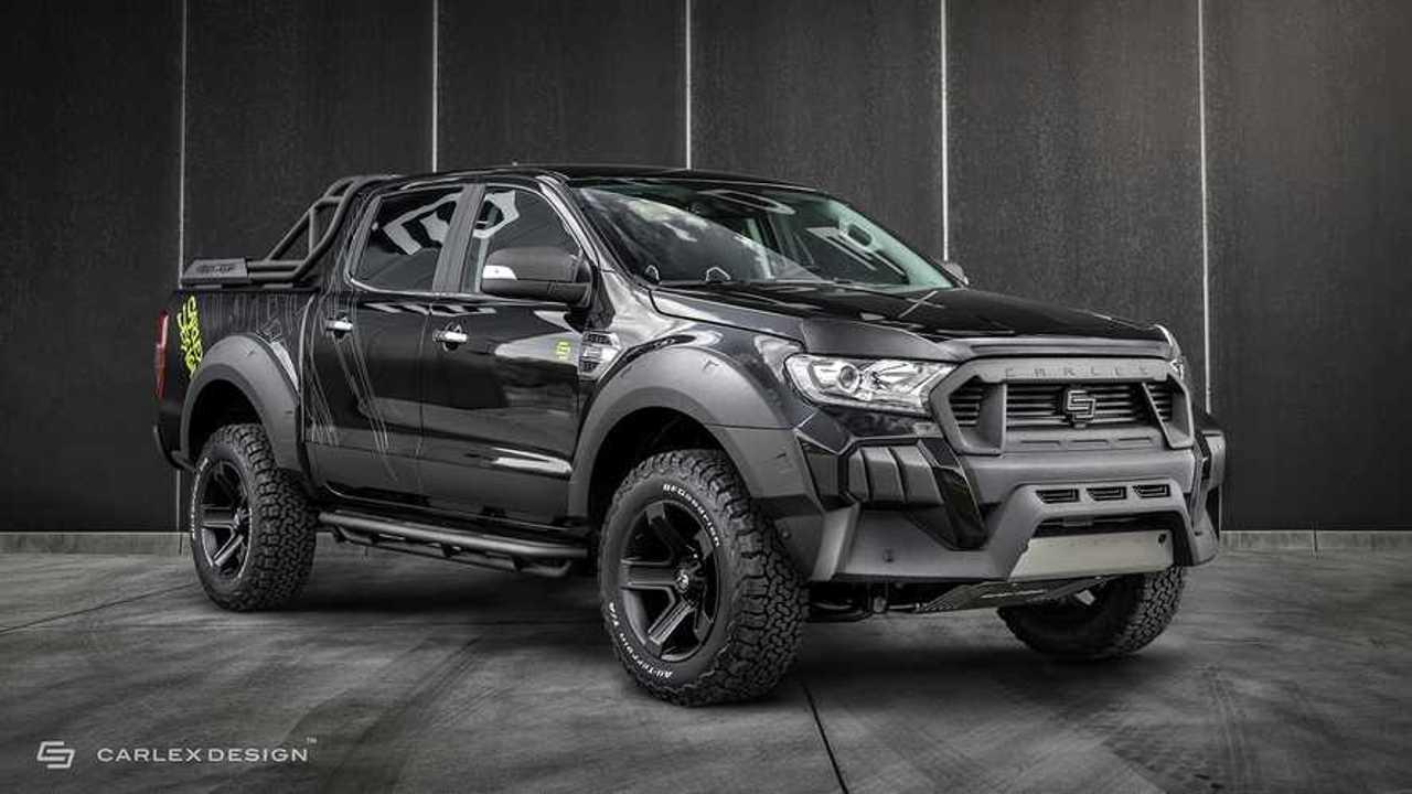 Ford Ranger by Carlex