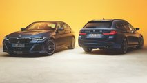 2020 Alpina B5 and D5S BMW 5 Series