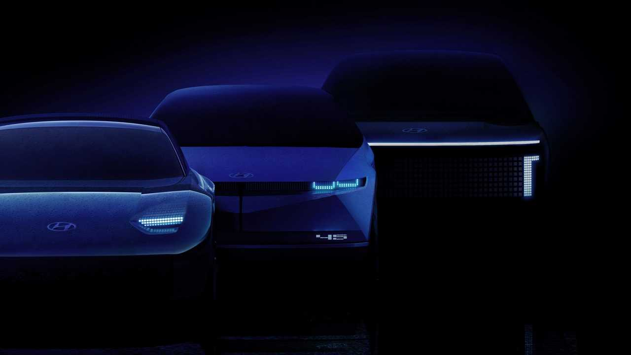 EMBARGOED - Ioniq Becomes Hyundai's New EV Brand