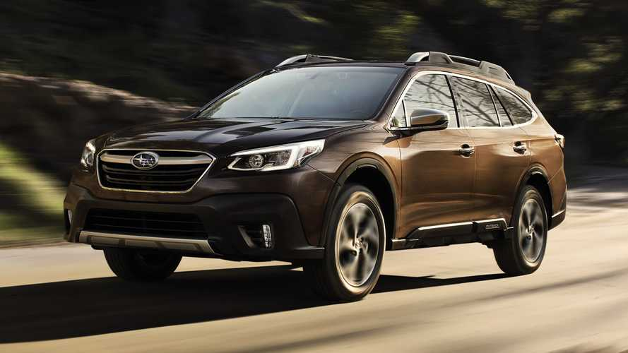 2021 Subaru Outback, Legacy Get Minor Price Bump, More Standard Tech