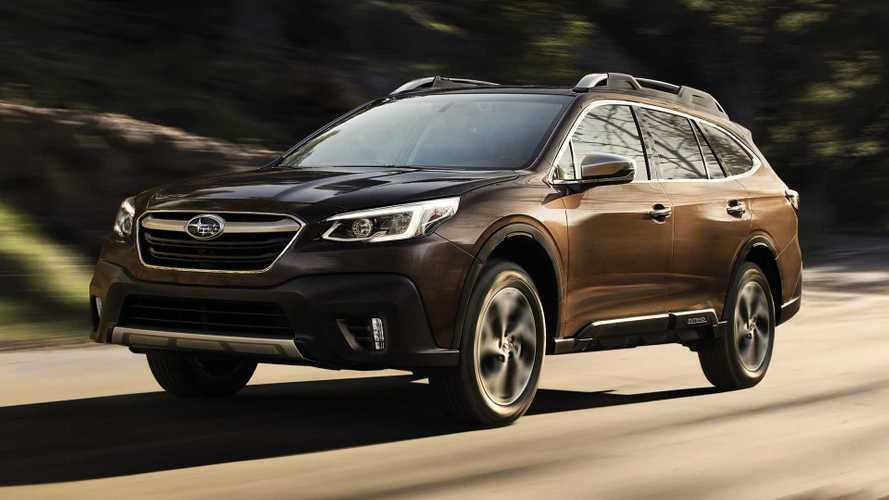 2021 Subaru Outback, Legacy Get Minor Price Bump, More Standard Tech