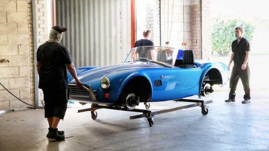 Limited Series All-Electric AC Cobra Enters Production In The UK