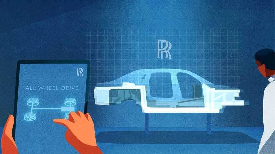 Новому Rolls-Royce Ghost пообещали сверхумную подвеску