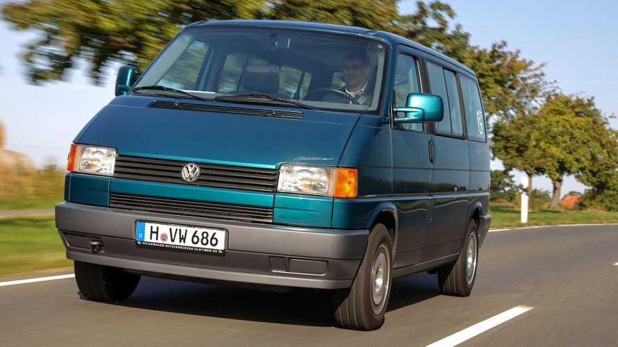Volkswagen T4 (1990-2003): Plötzlich Fronttriebler