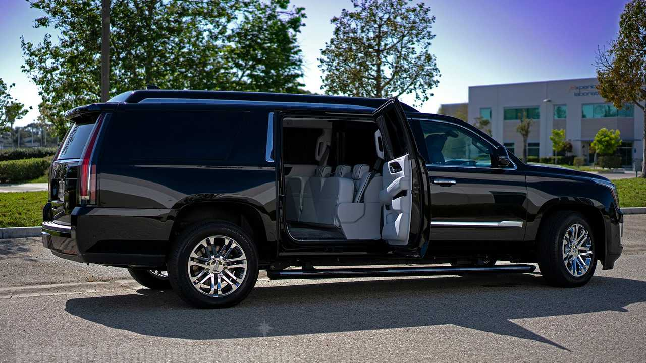 2019 Cadillac Escalade ESV formerly owned by Sylvester Stallone