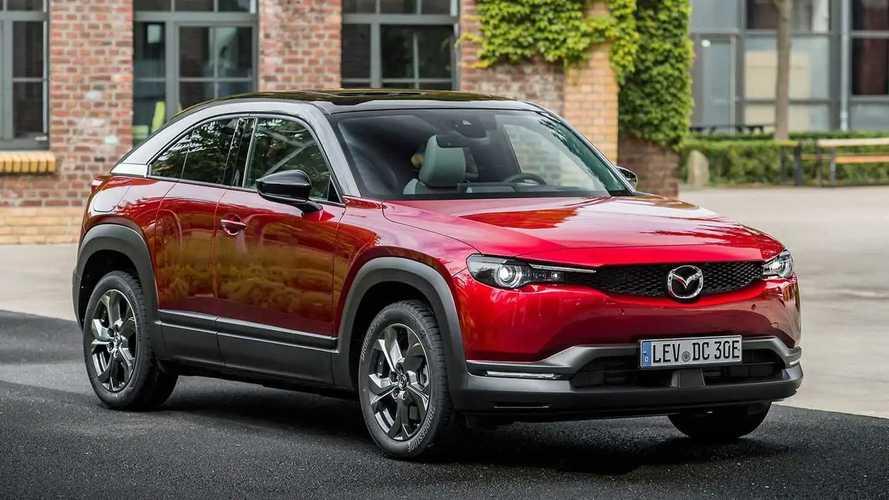 К 2025 году Mazda выпустит 10 гибридов и 3 электромобиля