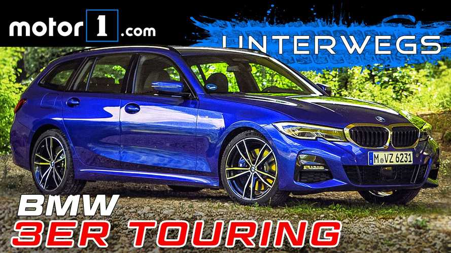 Video: BMW 320d Touring im Test - Bester 3er?