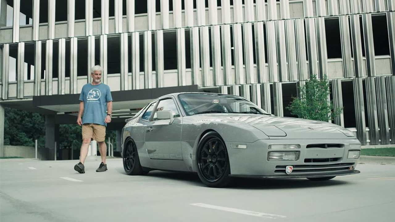 This restomod 1989 Porsche 944 Turbo has had $200k spent on it