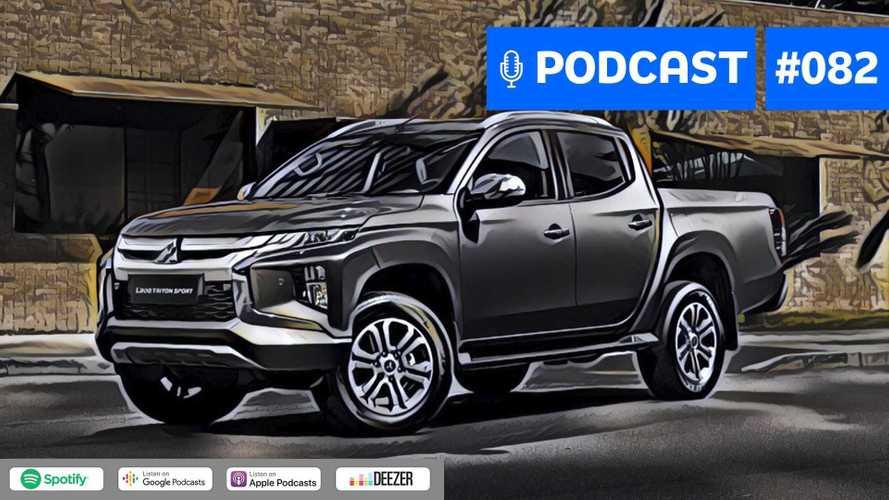 Motor1.com Podcast #82: Nova L200 Triton Sport é a picape mais moderna do segmento?