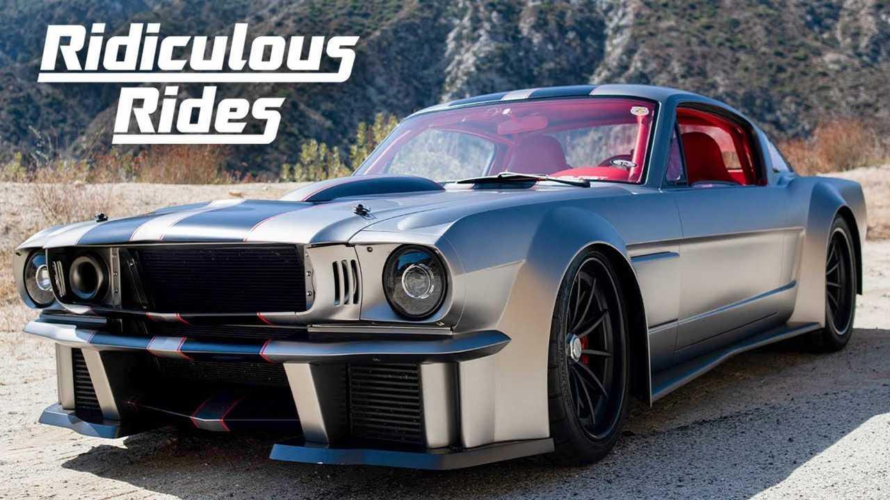 Mustang '65 Restomod