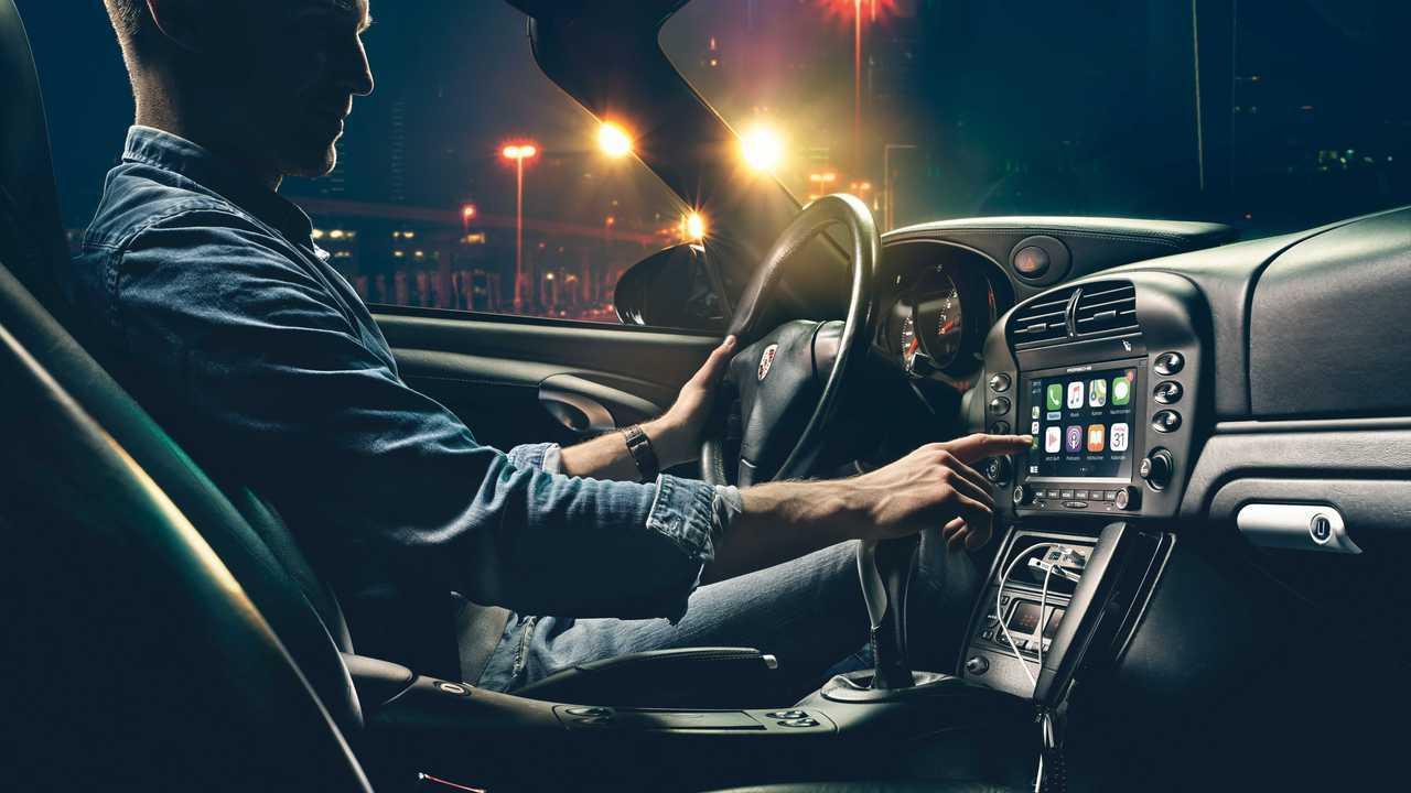 Gestion de la communication Porsche Classic