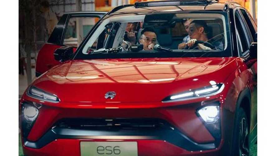 Permintaan Mobil Listrik Meningkat, NIO Tingkatkan Produksi