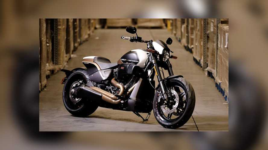 U.K. And Ireland Are Getting A Harley-Davidson FXDR 114 Limited Edition