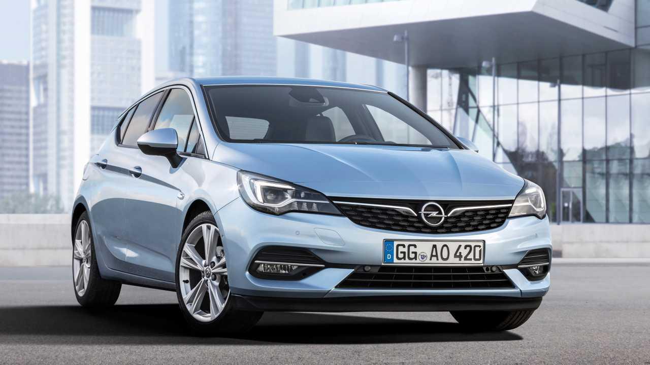 Opel Astra 1.5D
