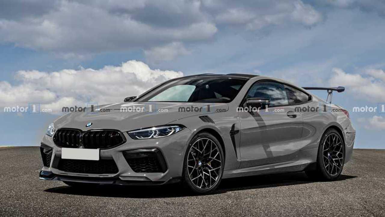 2022 BMW M8 CSL