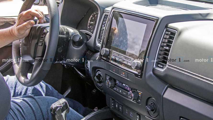 Nova Nissan Frontier 2021 - EUA