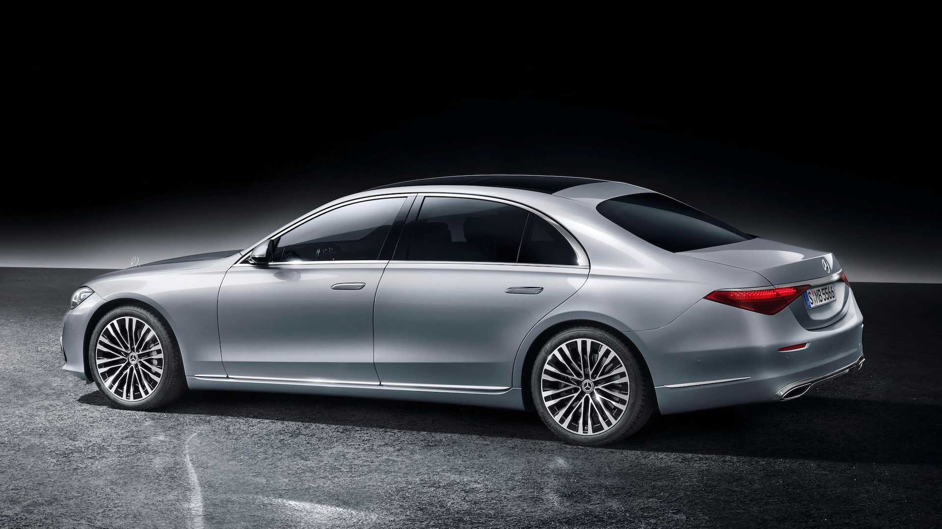 2021 Mercedes S-Class Revealed: Iconic Looks, Modern Tech ...