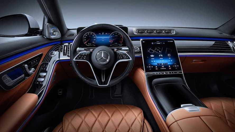 2021 Mercedes-Benz S-Class Interior - 5163018