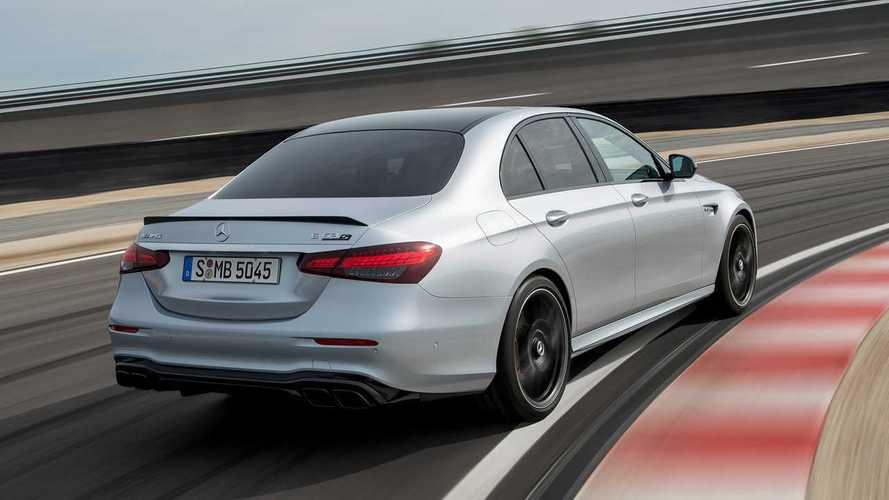 Mercedes-AMG E 63 berlina 2020