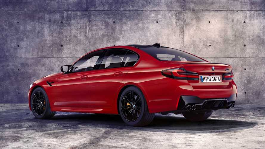 BMW M5 y M5 Competition 2020