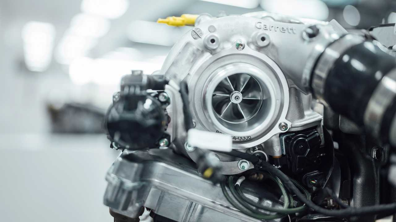 Mercedes-AMG eTurbo